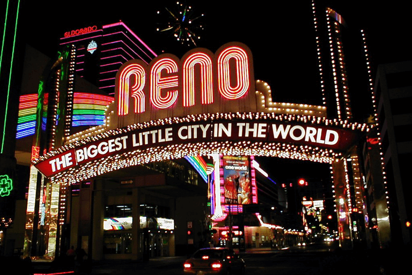 Image of Downtown Reno