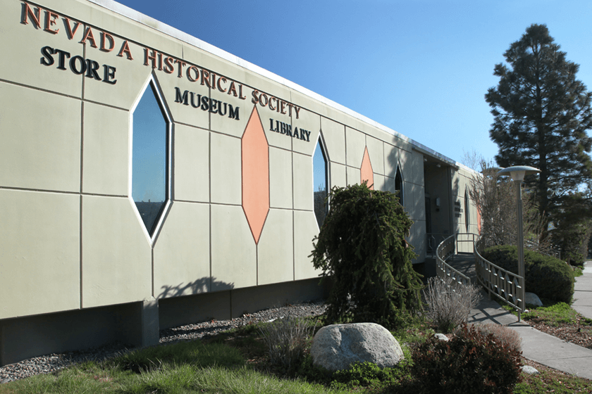 Image of Nevada Historical Society
